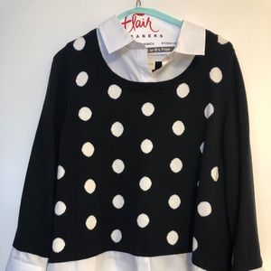 Sweater, Chico's size 2